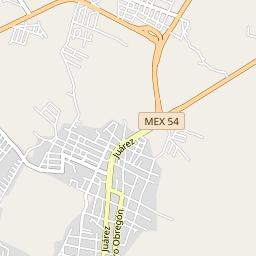 Jalpa Zacatecas Mexico Map.Calles De Jalpa Zacatecas