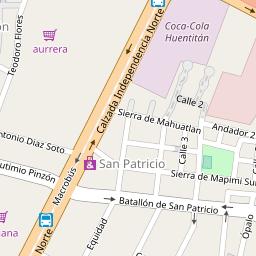 Batallón De San Patricio 44300 Guadalajara Jalisco