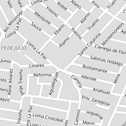 Colonia 5 De Mayo Codpostal 66063 Ciudad General Escobedo Nuevo Leon