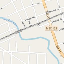 El Encinal 94330 Orizaba Veracruz